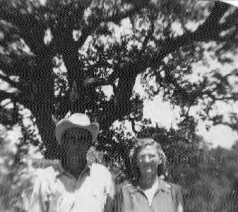 Helen Victoria (Lane) and Jasper Joseph Griffin.  My grandmother and step grandfather